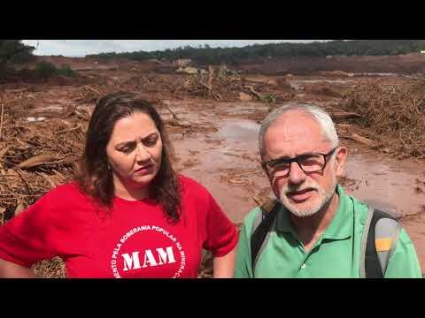 Vale Crime - Mining Tailings Dam Break Brazil 2019