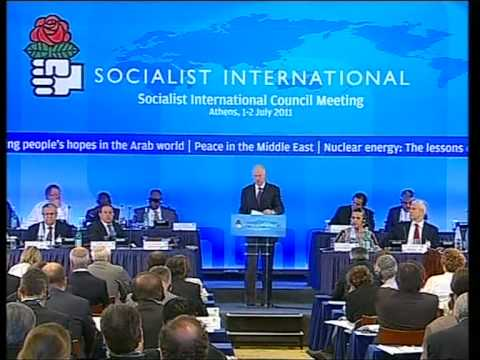Socialist International Council Meeting | PM