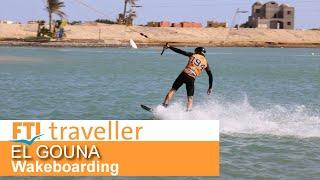 Wakeboarding in El Gouna: Cable-Park für Anfänger und Profis