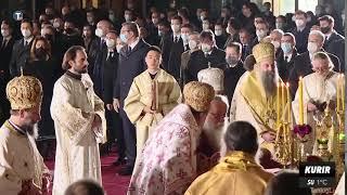 MLADIĆ KOJI JE PRIVUKAO POSEBNU PAŽNJU na liturgiji - ko je on i odake dolazi?