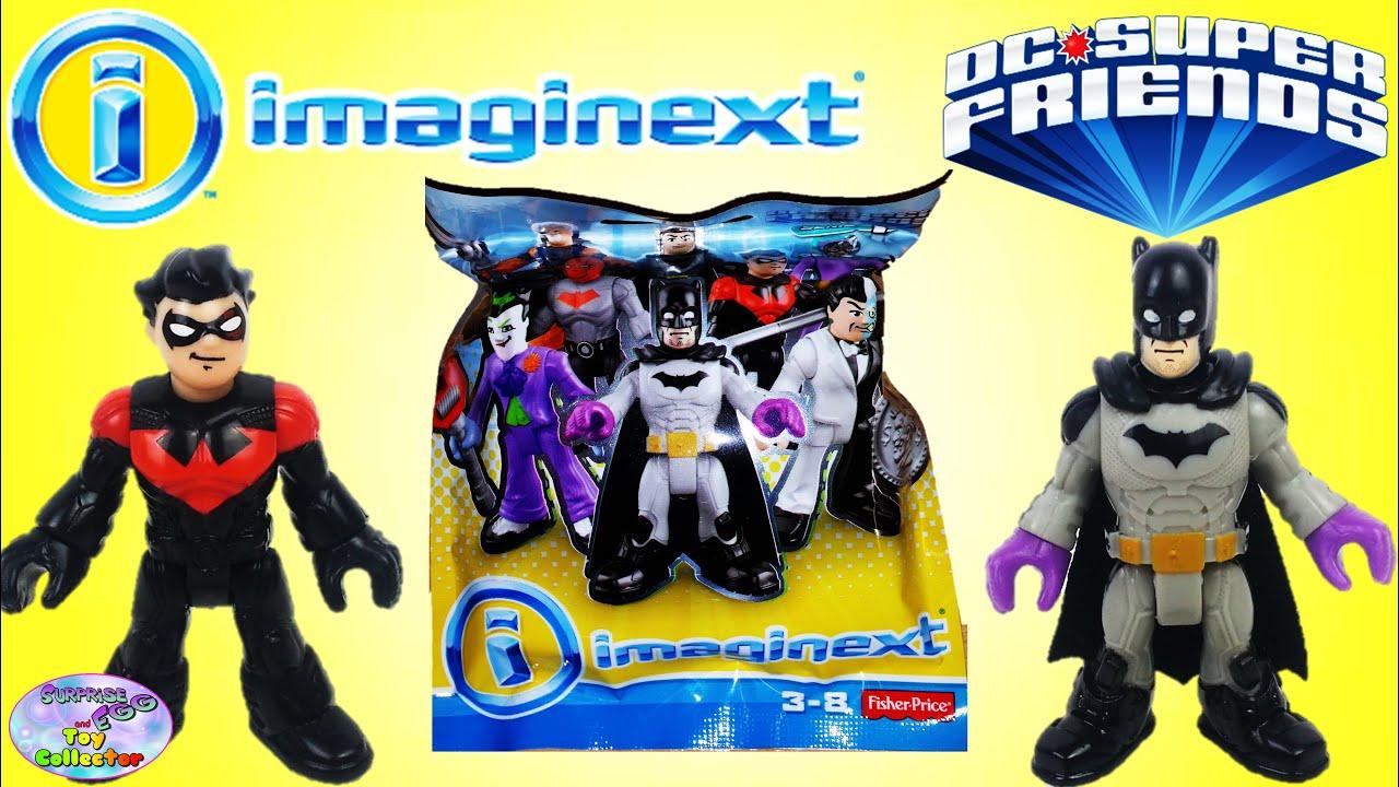 Imaginext Dc Super Friends Blind Bags Series 1 Batman