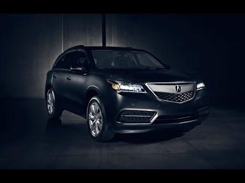 Авто плюс драйв. Тест драйв. Acura MDX.