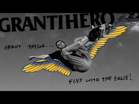 Grant Taylor Rides For Antihero