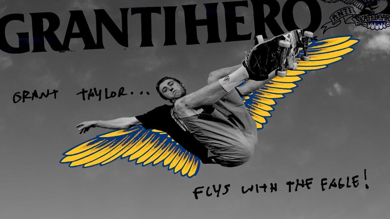 Grant Taylor Rides For Antihero
