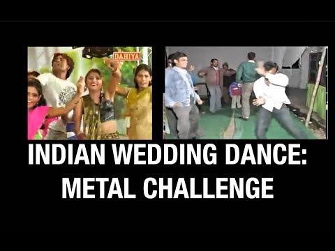 Quickie Challenge: Crazy Indian Wedding Dance In Metal
