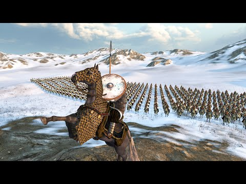 EPIC 1K CAVALRY BATTLE  Mount & Blade 2 BANNERLORD