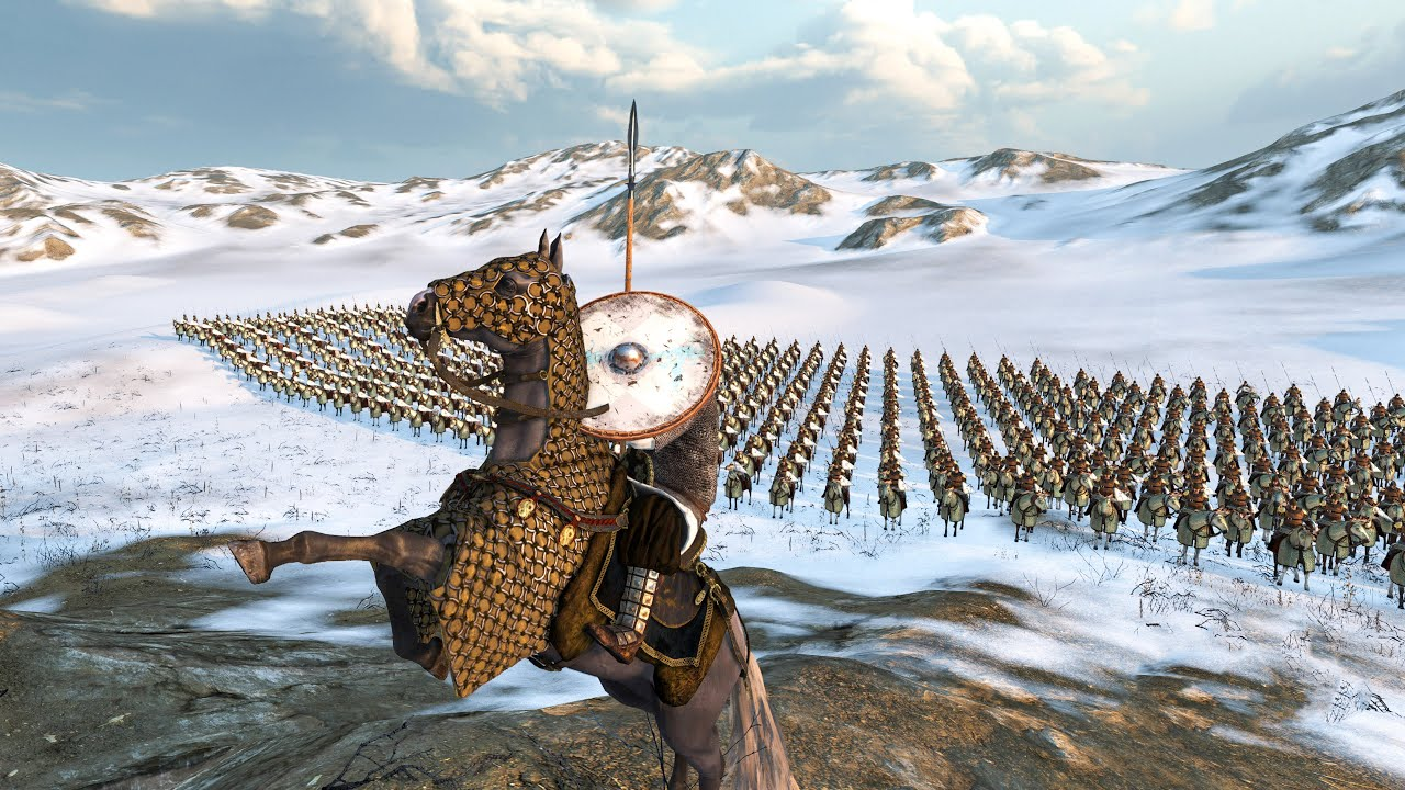 EPIC 1K CAVALRY BATTLE – Mount & Blade 2 BANNERLORD