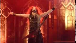 Powerwolf - Coleus Sanctus (Metalfest Pilsen 2014) -HQ-