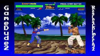 Virtua Fighter 2 PC - Pai Expert Mode playthrough