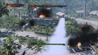 Rambo The Video Game - GAMEPLAY