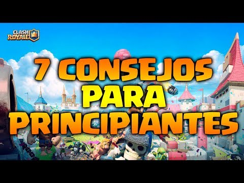 7 CONSEJOS DE PROS PARA PRINCIPIANTES - CLASH ROYALE EMONKEYZ MUKLASH