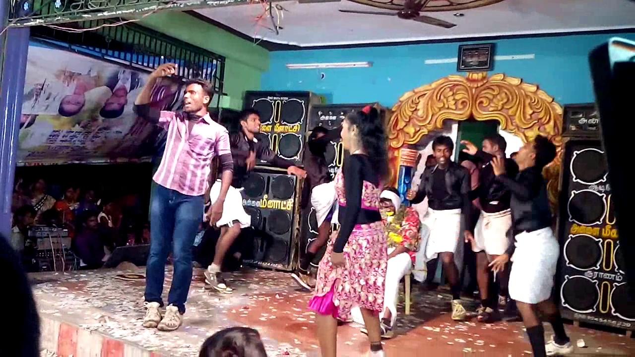 Latest Tamil Nadu Adal Padal Record Dance Hd-12 - Youtube-3542