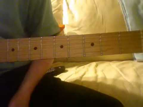 """The Who, """"Young Man Blues"""": Guitar Lesson"""
