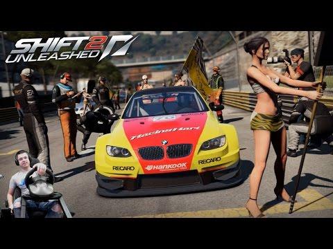 Безбашенная BMW M3 E92 в Модерн А Need For Speed Shift 2 Unleashed
