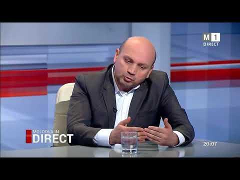 """""""Moldova în direct"""" 17.04.2018"""