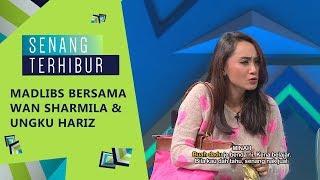 Zapętlaj Mad Libs bersama Wan Sharmila & Ungku Hariz   Senang Terhibur (2019)   TV3MALAYSIA Official