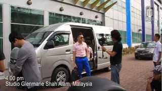 Nidji - PROMO TOUR TO MALAYSIA (Day 3)