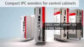 EN | Beckhoff C69xx Control Cabinet PC Series