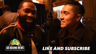 """Adrien Broner: Errol Spence beef,"""" I'll do over 1M PPV... next PPV Star after Canelo"""""""