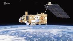 ESA-Satellit soll Wettervorhersage verbessern