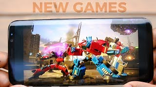 20 Best Free HD Android Games 2017 - Part 2