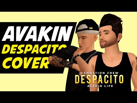 Avakin Life Despacito ft.Daddy Yankee (Cover) EPIC 2017