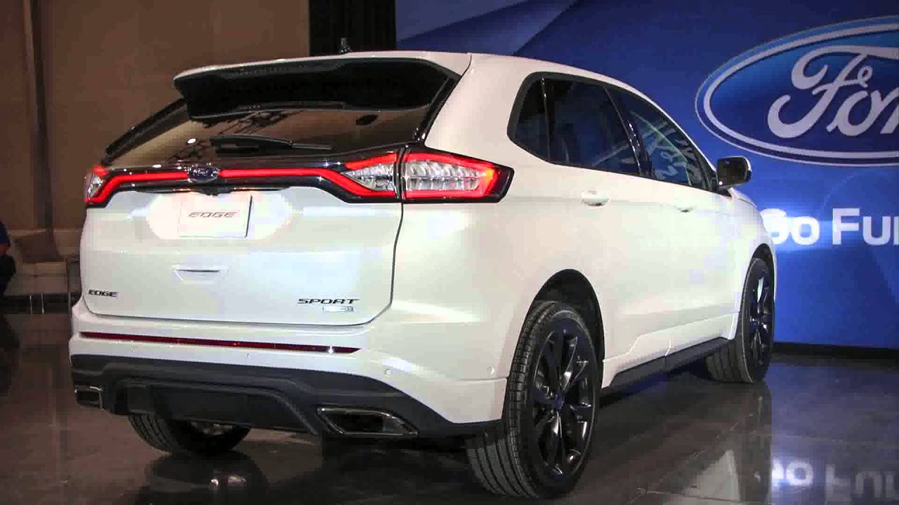 2015 model ford edge sport youtube. Black Bedroom Furniture Sets. Home Design Ideas