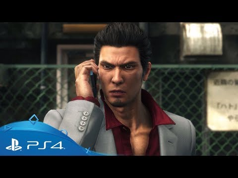 Yakuza 6: The Song of Life | Accolades Trailer | PS4