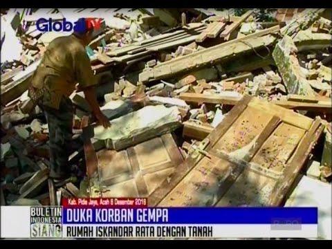 Gempa Pidie Aceh, Kesaksian Iskandar Yang Kehilangan Mertua dan Anaknya - BIS 09/12
