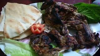 ഗ്രിൽ ചിക്കൻ വളരെ എളുപ്പത്തിൽ വീട്ടിൽ ഉണ്ടാകാം( Grilled chicken ) Alfam chicken