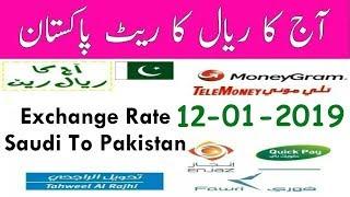 Today Saudi Banks Rate For Stan Riyal To Pkr Sar
