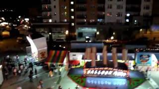 Davis Amusements - Ali Baba carnival ride - Burien, WA