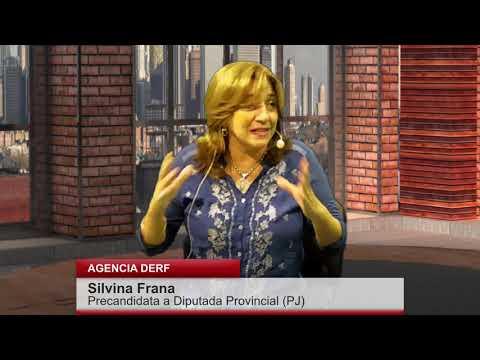 Silvina Frana: El día que se vota se terminan los discursos