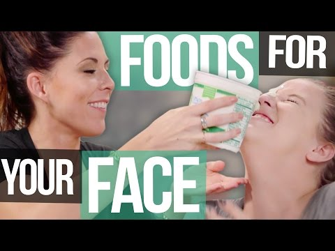 4 Foods You Should Use On Your FACE