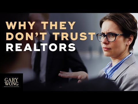 Why People Don't Trust Realtors (The Truth About Real Estate Training Programs)