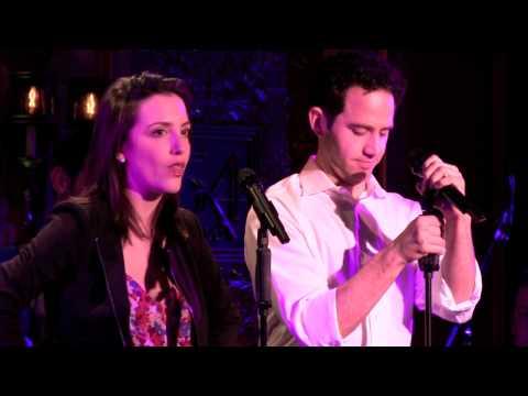Santino Fontana & Jessica Hershberg