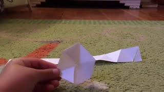 How to make a Hexaflexagon!