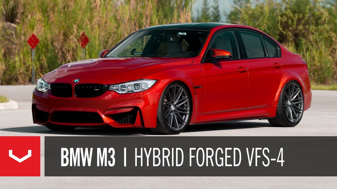 Bmw M3 Rodney S Ride Vossen Hybrid Forged Vfs 4