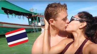 DiiVlogs #3: SNAKES, ISLANDS & A PING PONG SHOW?! HOLIDAYING IN THAILAND!