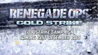 Renegade Ops - COLD STRIKE Campaign