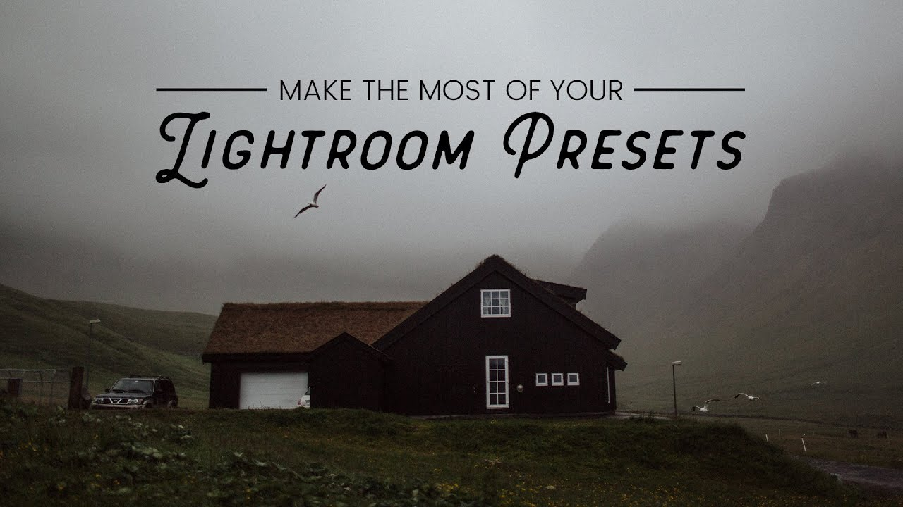 Make the Most of Your Lightroom Presets: Tribe Photo Co Wolfpack Review