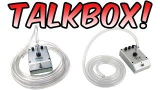 MXR M222 Talkbox Unbox!!!