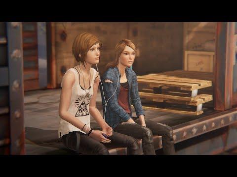 Chloe and Rachel Train Scene EXTENDED