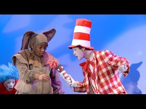 Amazing Version of SEUSSICAL!...by K-8 Graders?  Well, What Do You Think?