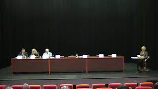 Předvolební debata - komunální volby 2018 Dobřany