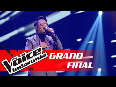 Gok - Pelangi ( Chrisye) | GRAND FINAL | The Voice Indonesia GTV 2018