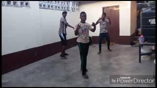 Kibabe dancers