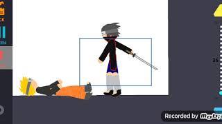 Как сделать анимацию наруто в рисуем мультфильмы 2