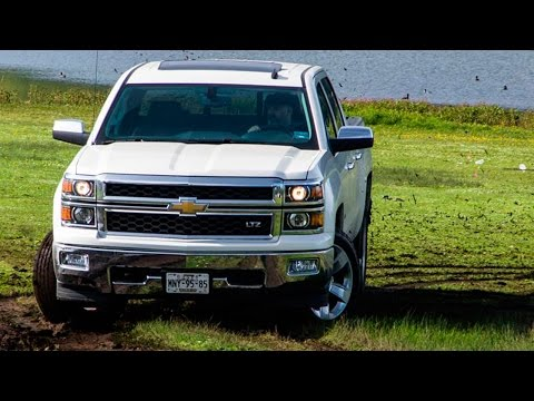 Chevrolet Cheyenne LTZ 2014 a prueba | Autocosmos