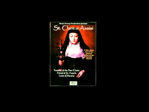 SAINT CLARE OF ASSISI DVD TRAILER, Mary